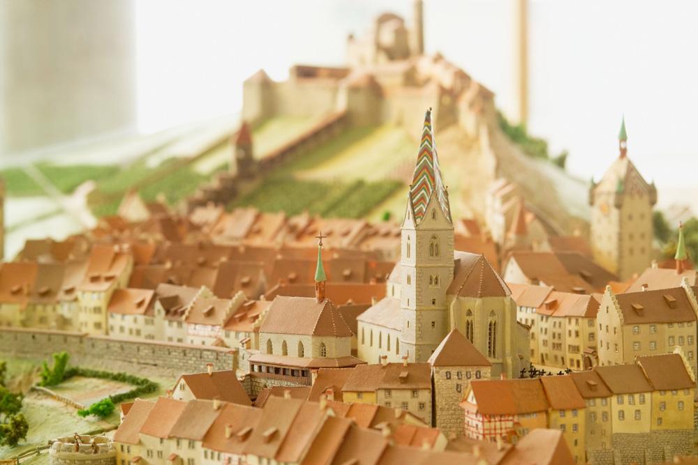 Neupräsentation Stadtmodell reloaded