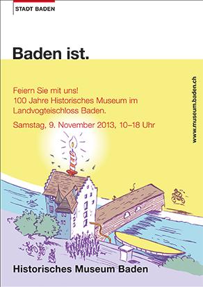 Jubiläumsfeier Landvogteischloss Baden
